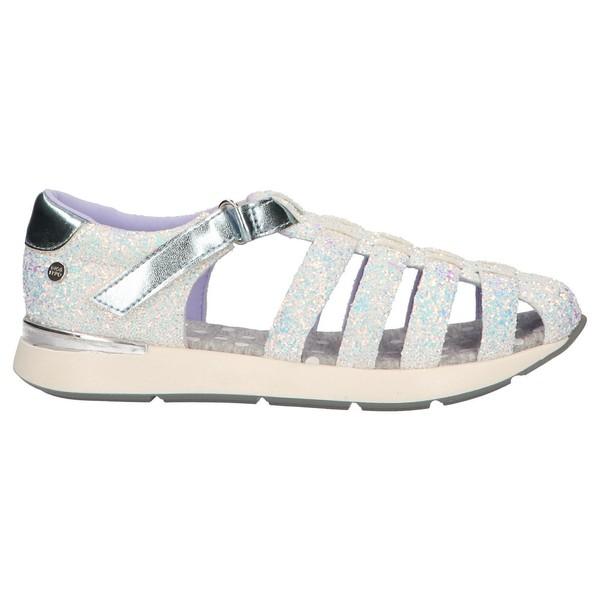 Sandalias de niña - blanco