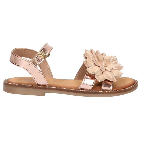 Sandalias planas mujer/niña - rosa