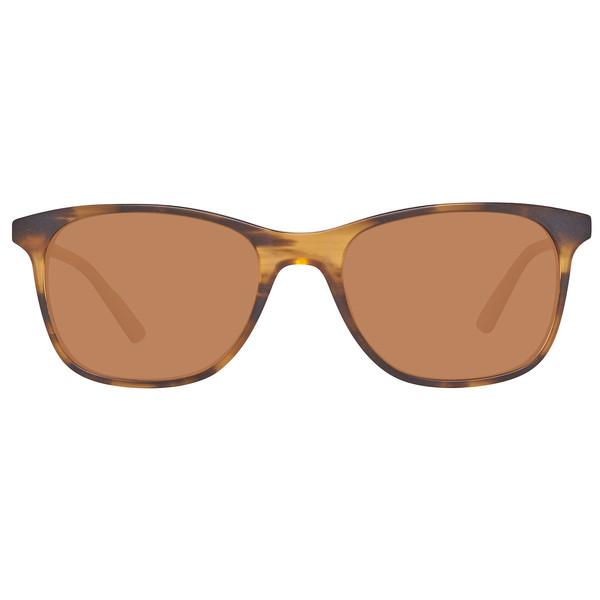 Gafas de sol mujer cal.52 plástico - marrón