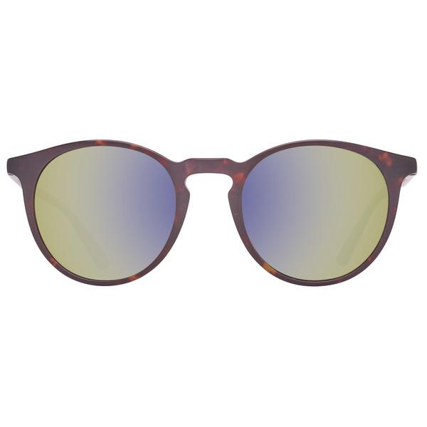 Gafas de sol mujer cal.49 plástico - marrón