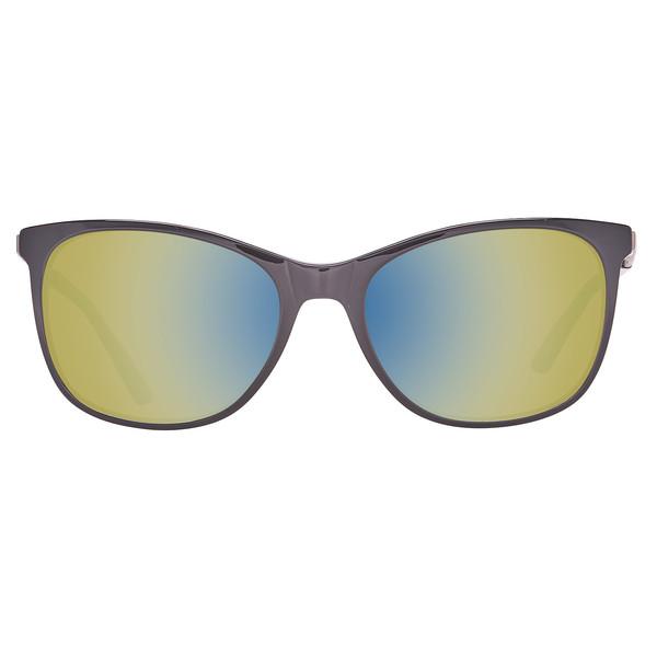 Gafas de sol mujer cal.55 metal-plástico - negro