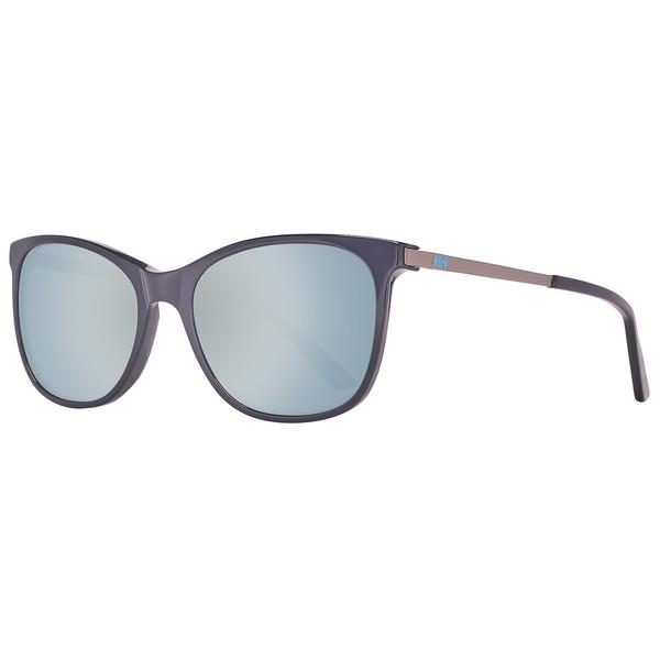Gafas de sol mujer cal.55 metal-plástico - azul