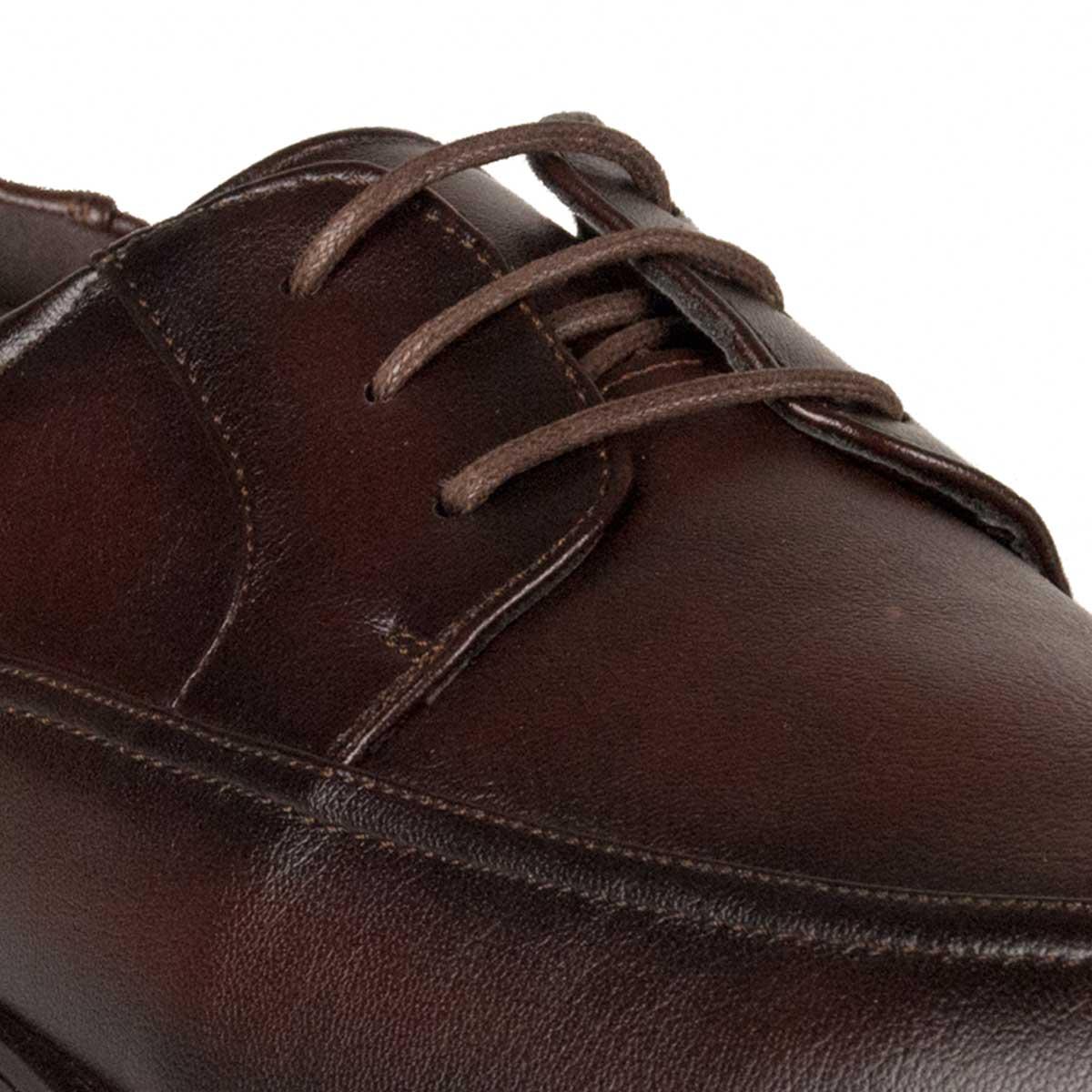 Zapato Oxford hombre - marrón