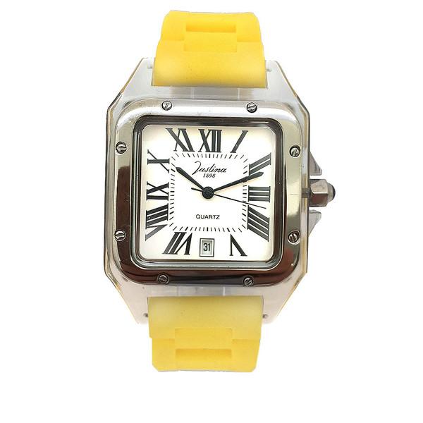 Reloj unisex - amarillo