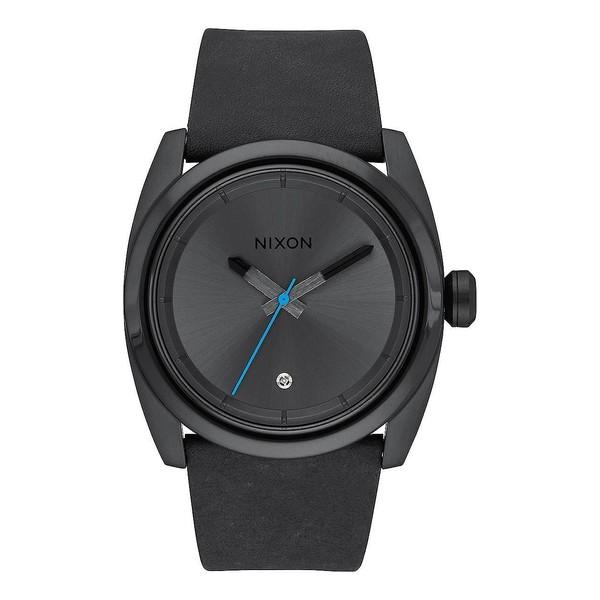 NIXON A956-000-00 RELOJ HOMBRE, Kingpin Leather