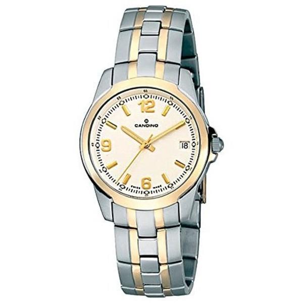 Reloj analógico titanio hombre - gris