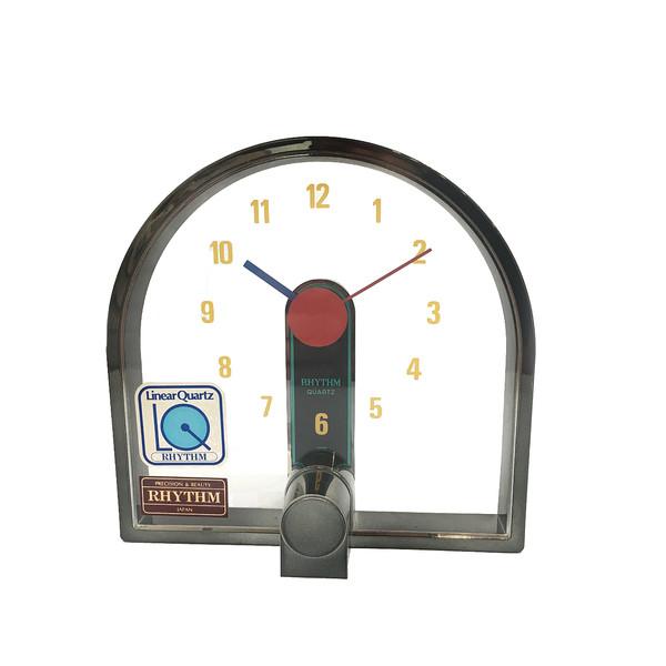 Reloj de pie - transparente