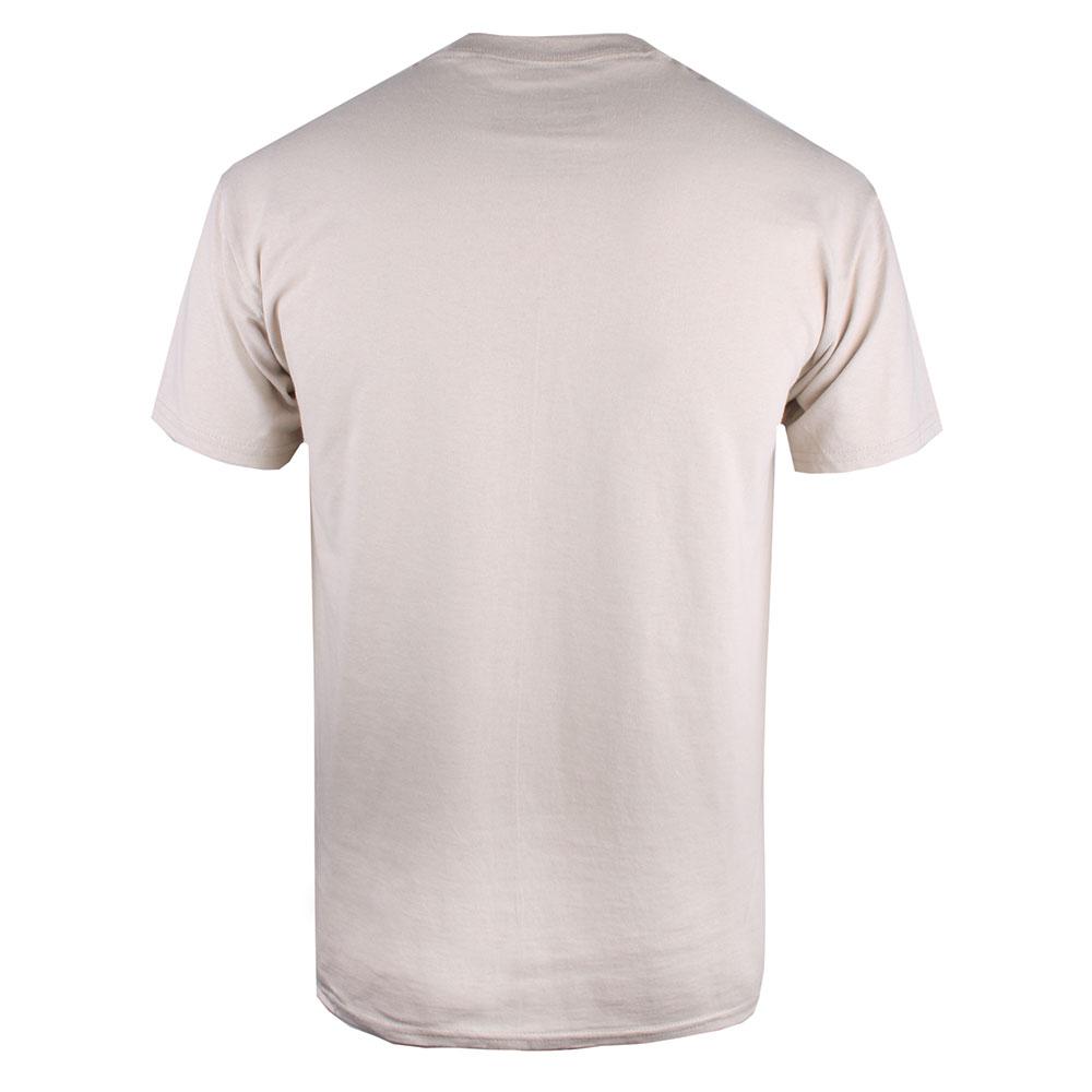 Camiseta m/corta American classic hombre - nude