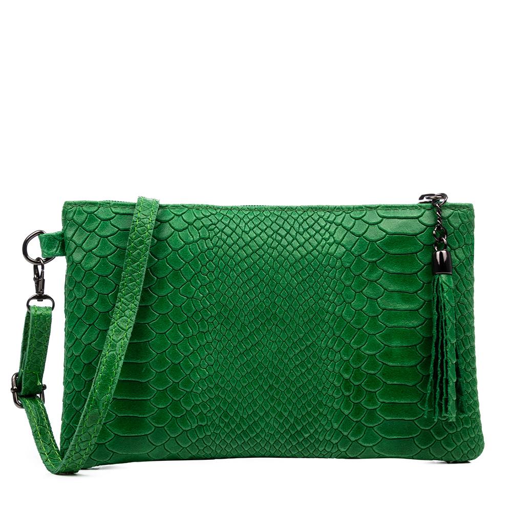 Bolso bandolera Oleggio - verde