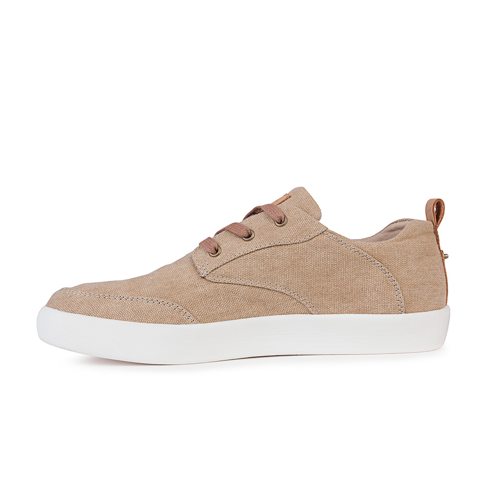 Sneaker hombre - tierra