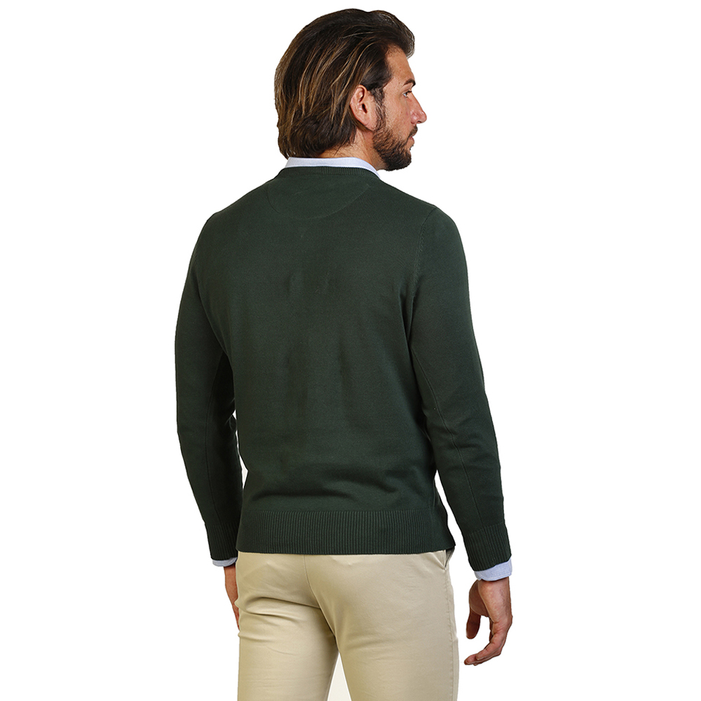 PACK 3 Jerséis hombre - ocean/camel/verde