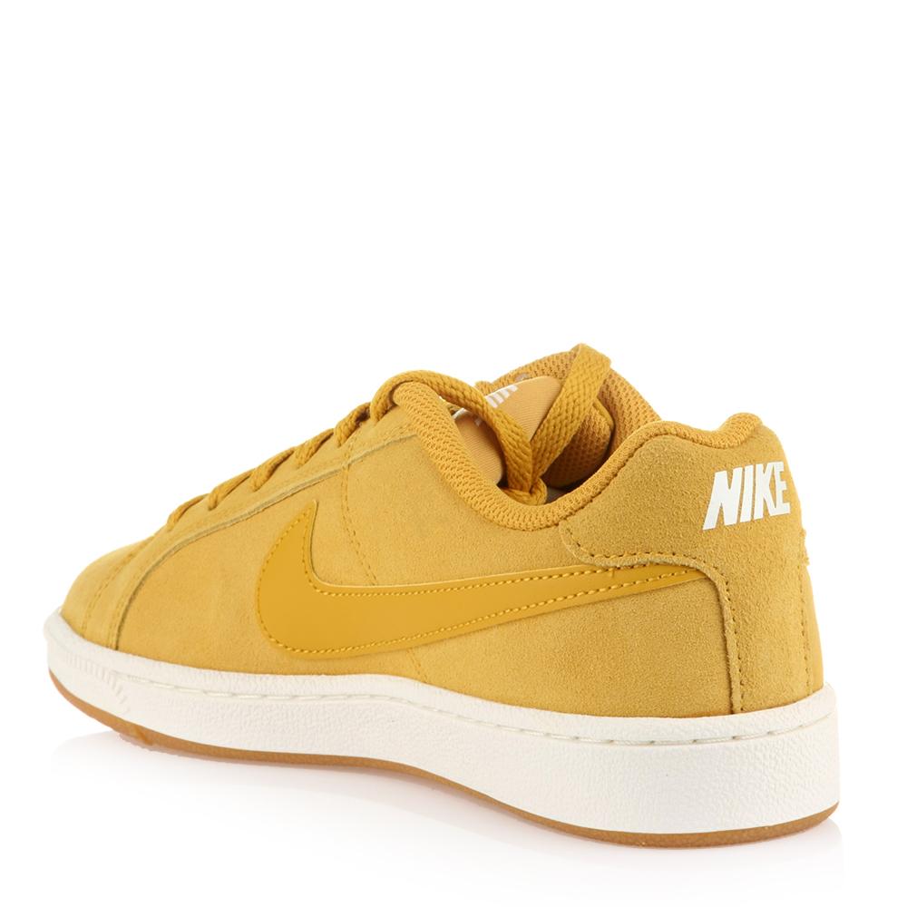Sneaker mujer - amarillo