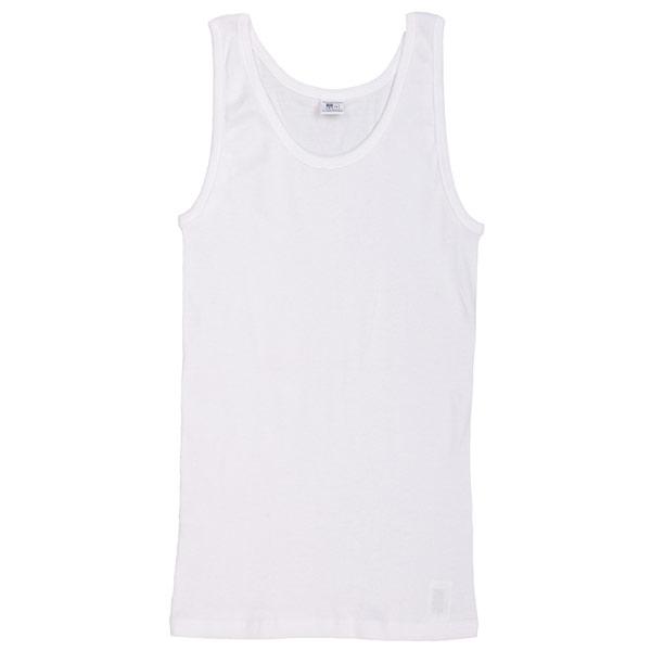 PACK 3 camisetas tirantes algodón niño - blanco