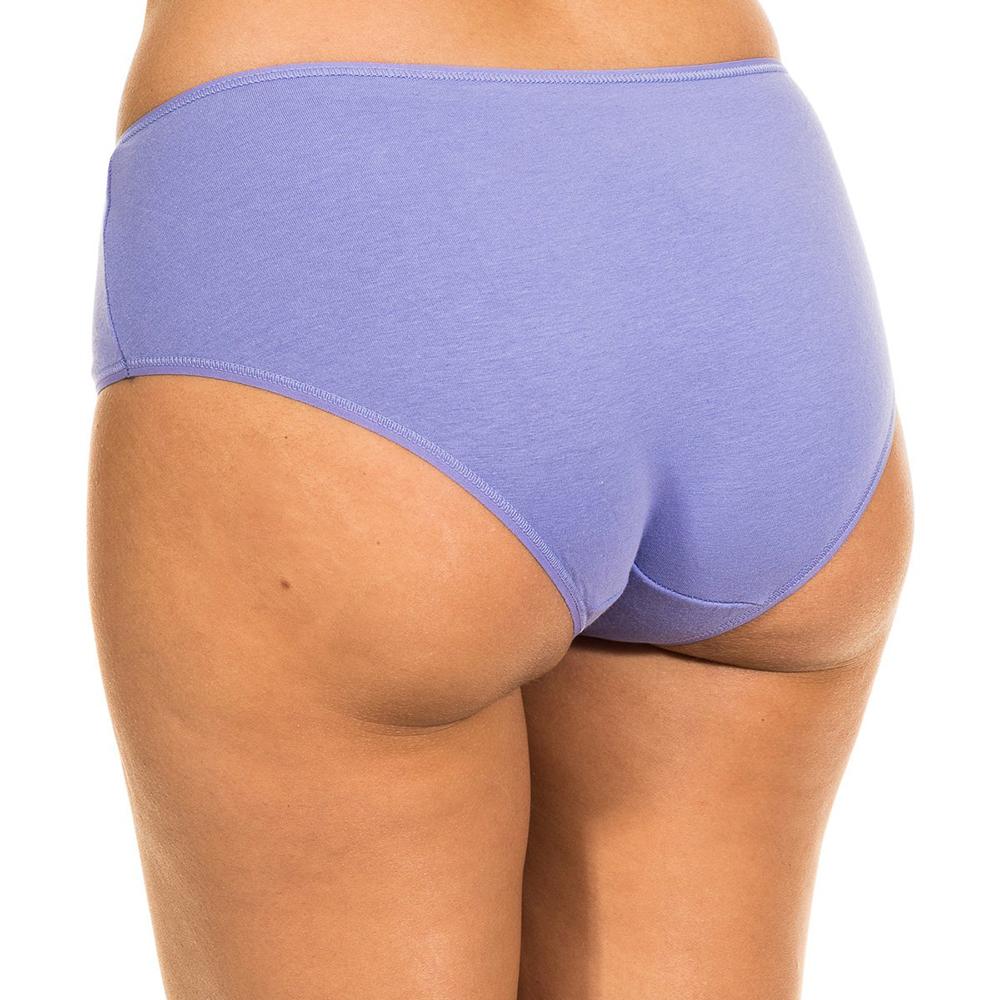 Pack 2 culottes - marino-violeta