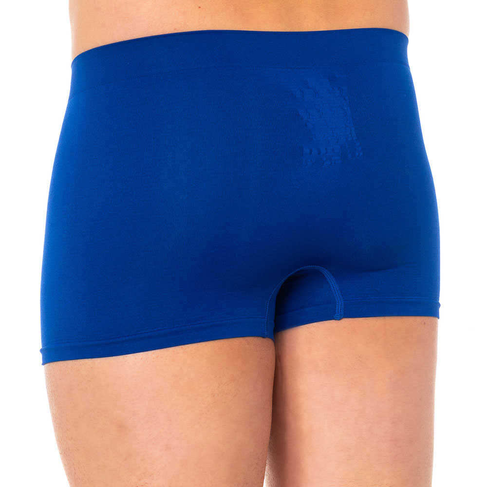 Pack 2 boxers hombre - azul oscuro/negro