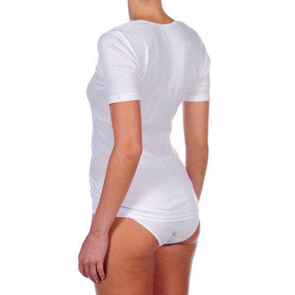 PACK 3 camisetas m/corta Detail - blanco
