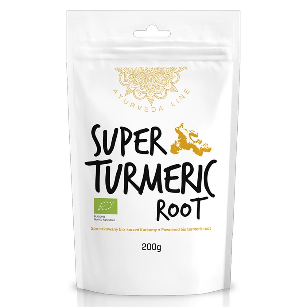 Bio turmeric