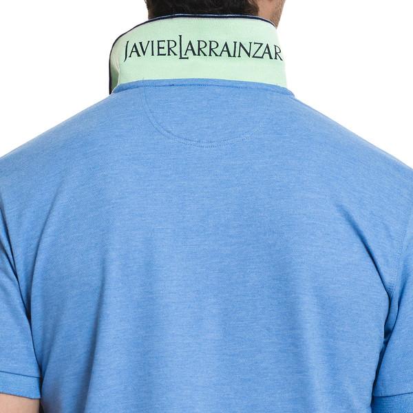 Polo Marbella slim fit - azul