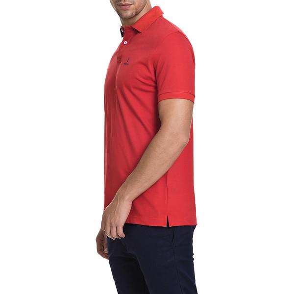 Polo Marbella slim fit - rojo