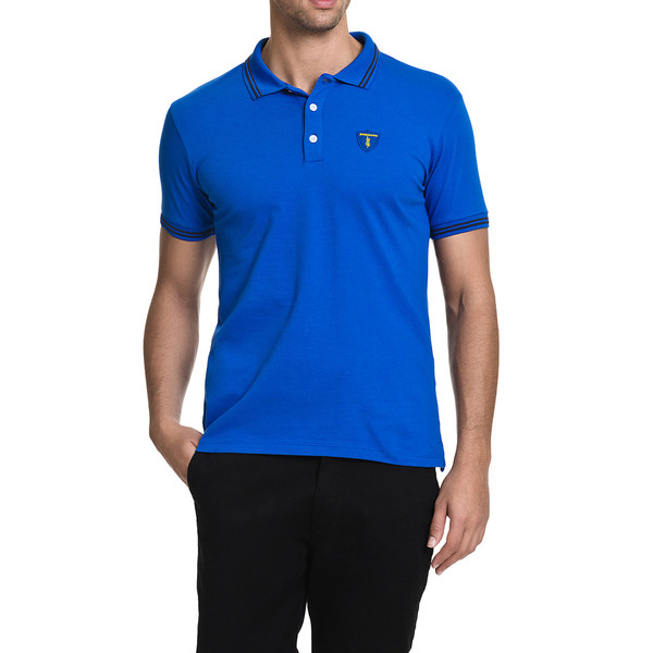 Polo Isla Cristina slim fit - azul