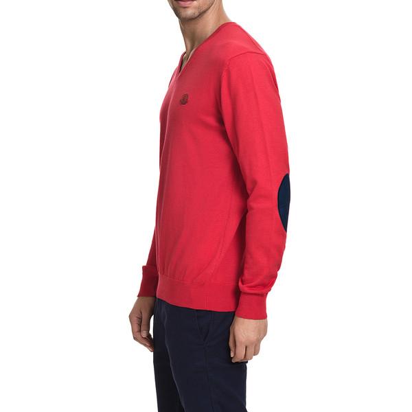 Jersey San Sebastián slim fit - rojo