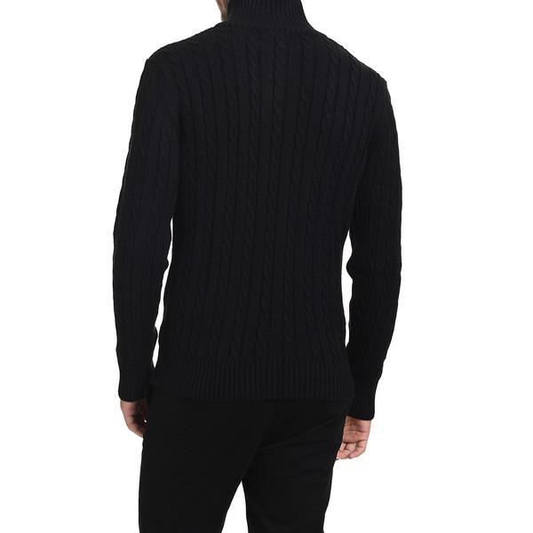 Jersey Santander slim fit - negro