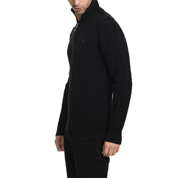 Jersey Oviedo slim fit - negro