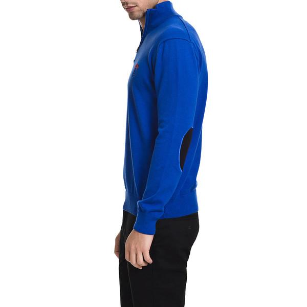 Jersey Gerona slim fit - azul