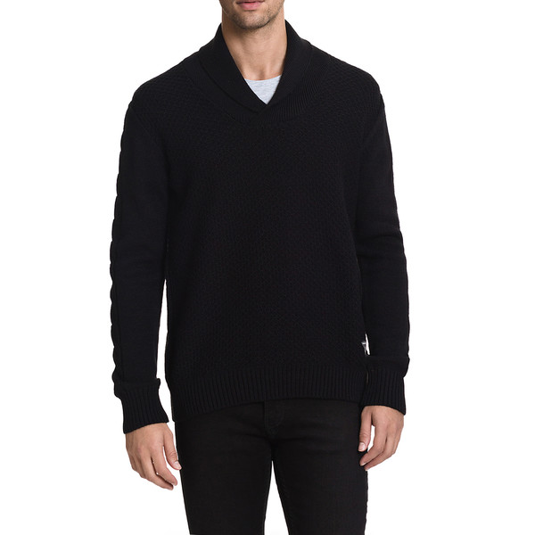 Jersey Coruña slim fit - negro