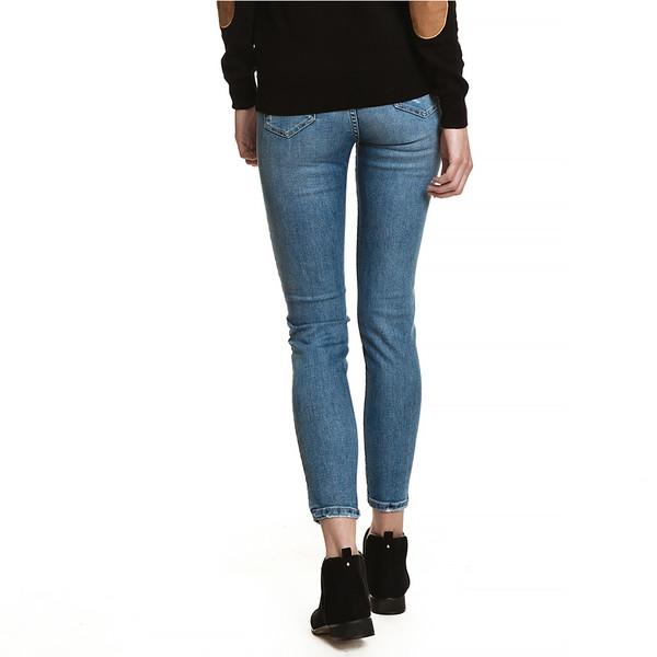 Pantalones jeans Marta slim fit - azul