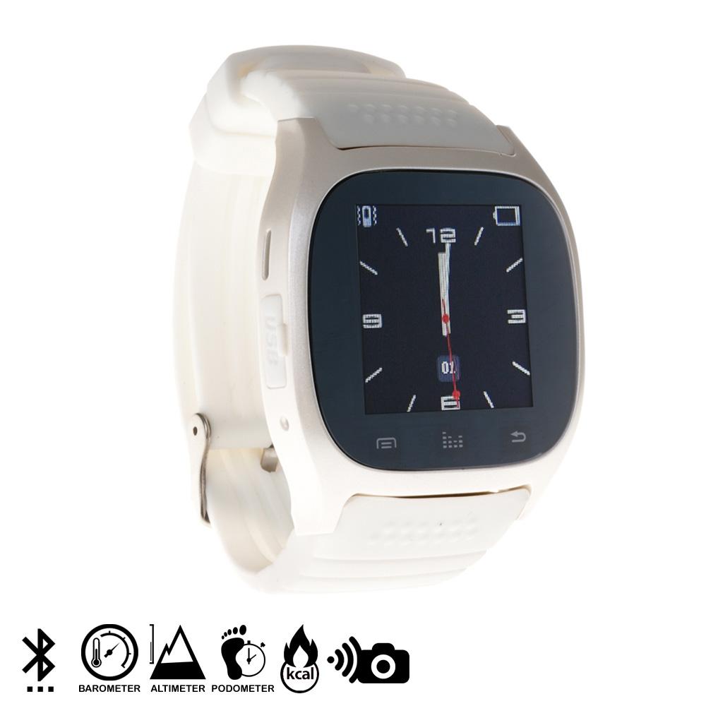 Smartwatch timesaphire bt - blanco