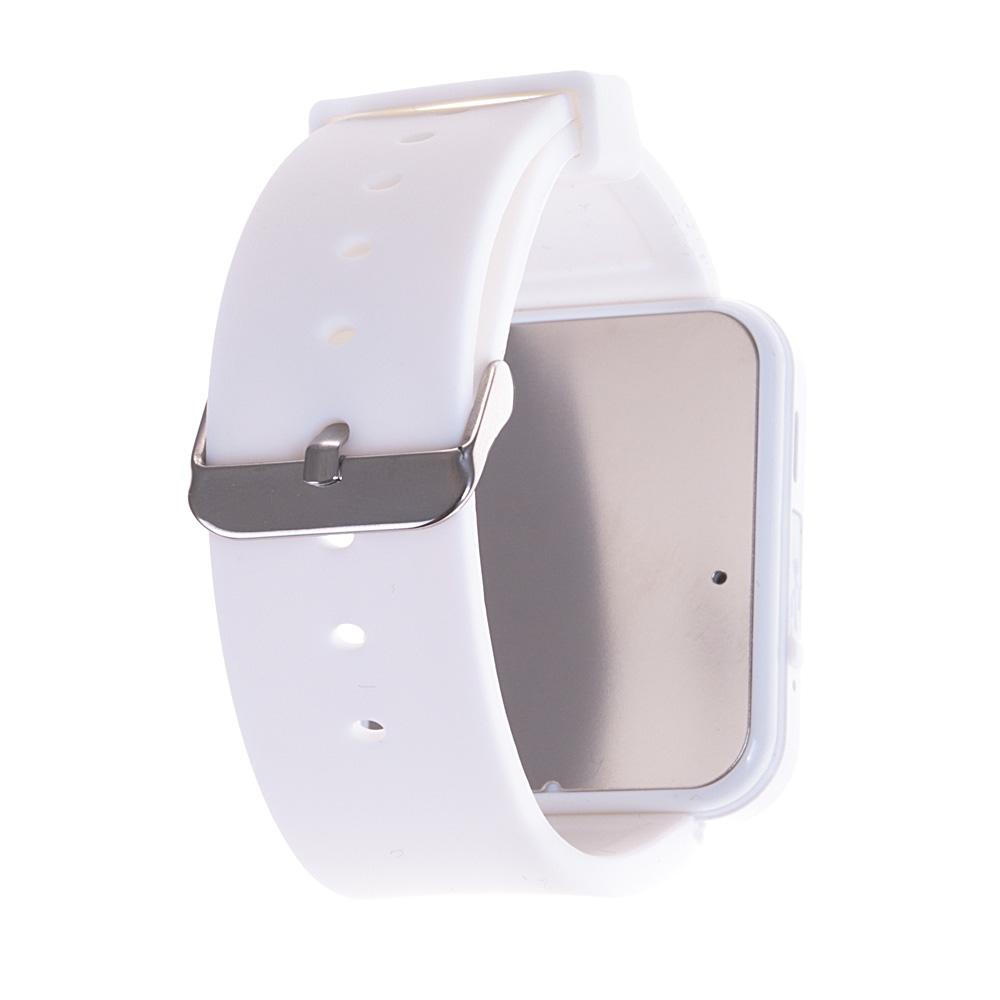 Smartwatch multifunción bluetooth - blanco