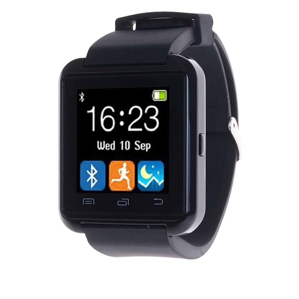 Smartwatch multifunción Bluetooth - negro