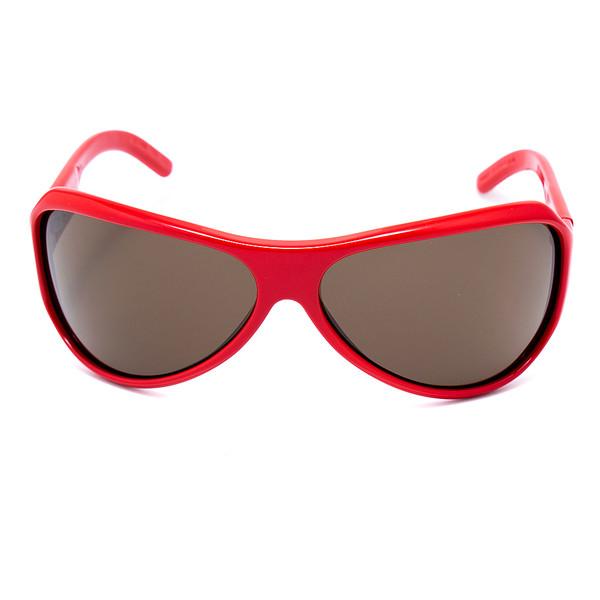 Gafas de sol hombre cal.70 acetato - rojo