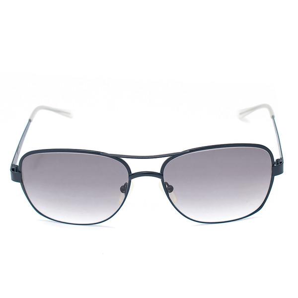 Gafas de sol metal hombre - azul