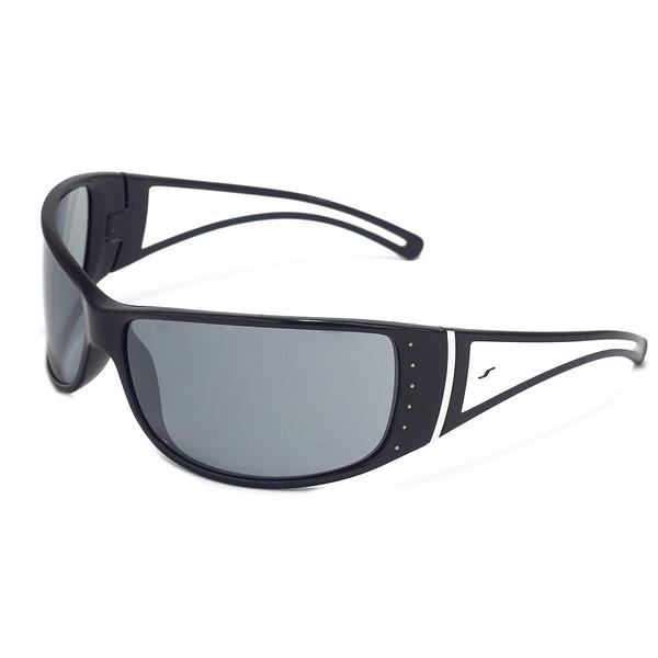 Gafas de sol unisex cal.95 acetato - negro