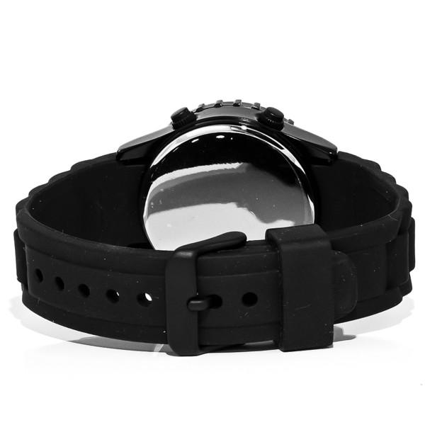 Reloj unisex analógico - negro