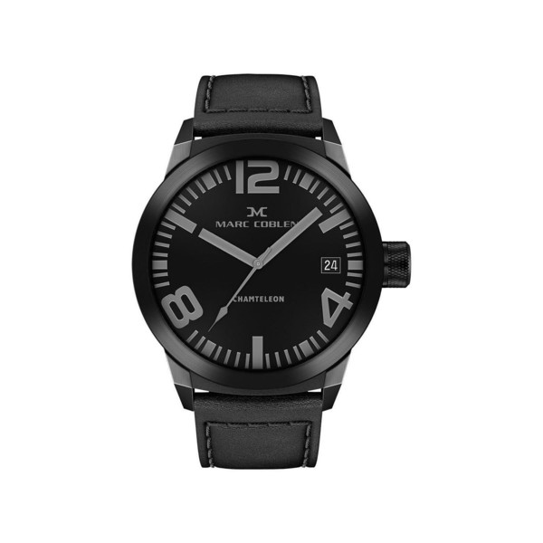 Reloj hombre - negro