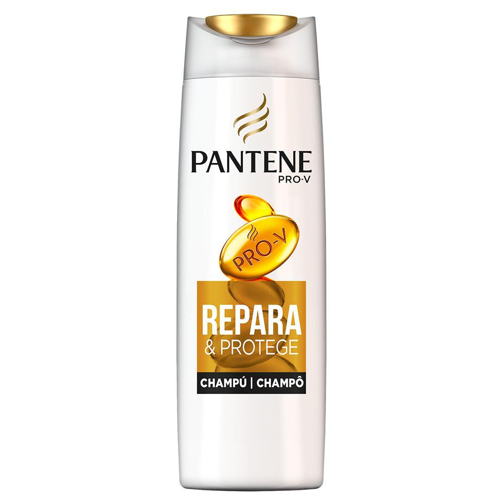 PACK 6 Pantene champú repara y protege 270ml