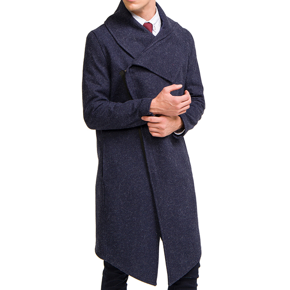 Abrigo hombre - marino