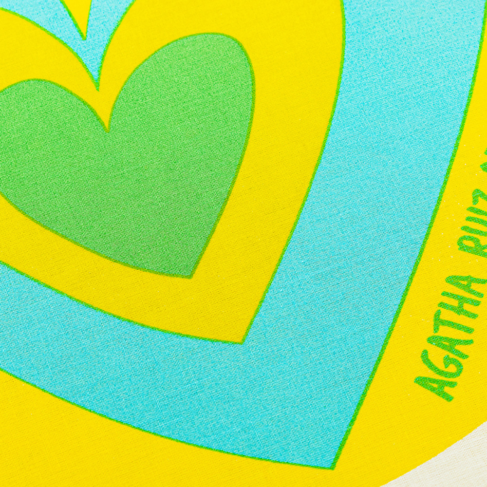 Funda nórdica para cama 135 cm Agatha amore - verde