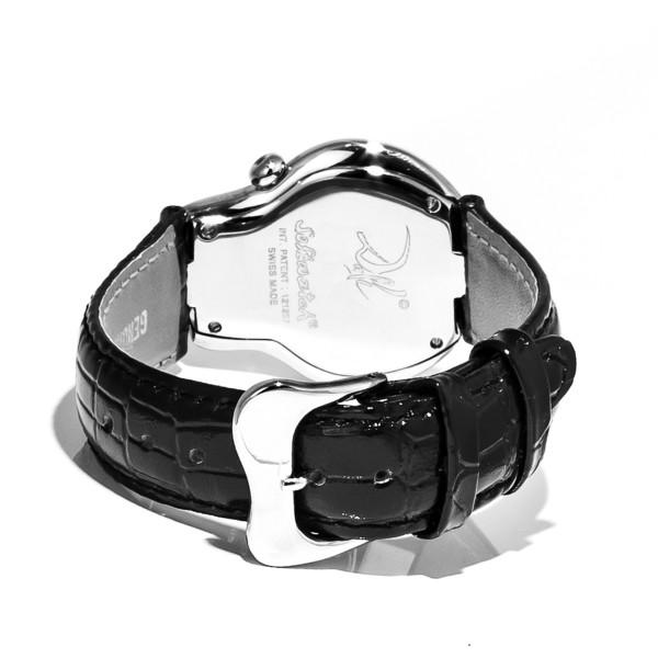 Reloj analógico mujer - negro