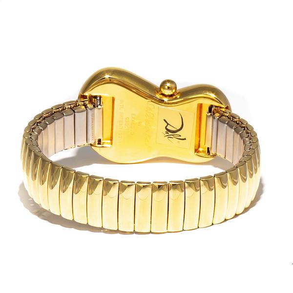 Reloj analógico mujer - dorado