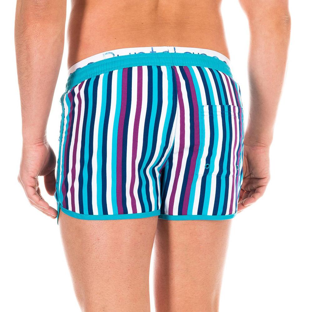 Bañador sport hombre - turquesa/multicolor