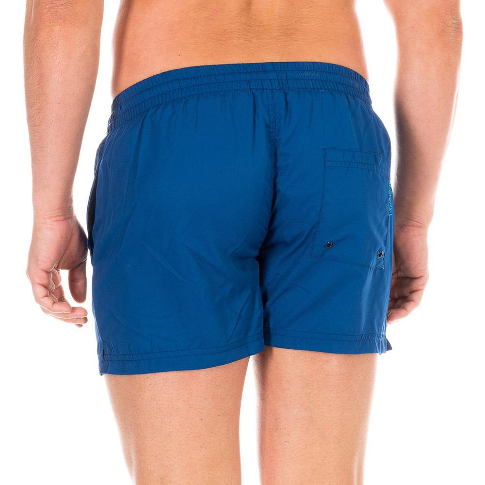 Bañador mini short hombre - azul oscuro