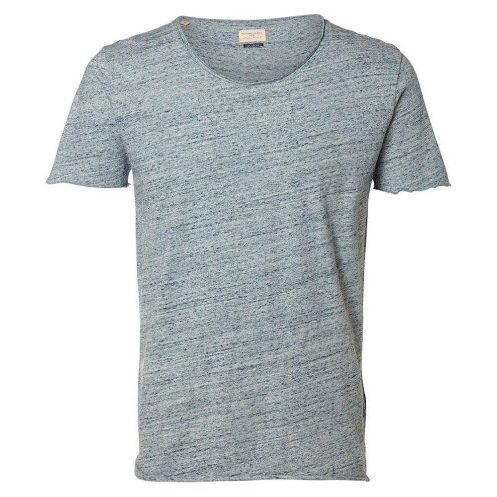 Camiseta hombre - azul