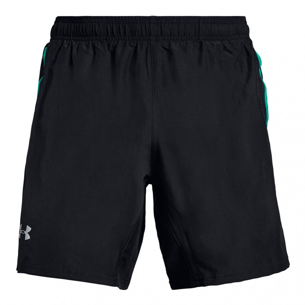 Pantalón corto hombre - negro