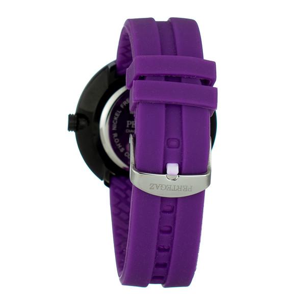 Reloj analógico mujer - morado