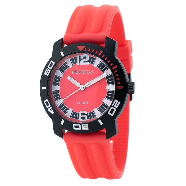 Reloj analógico mujer - rosa