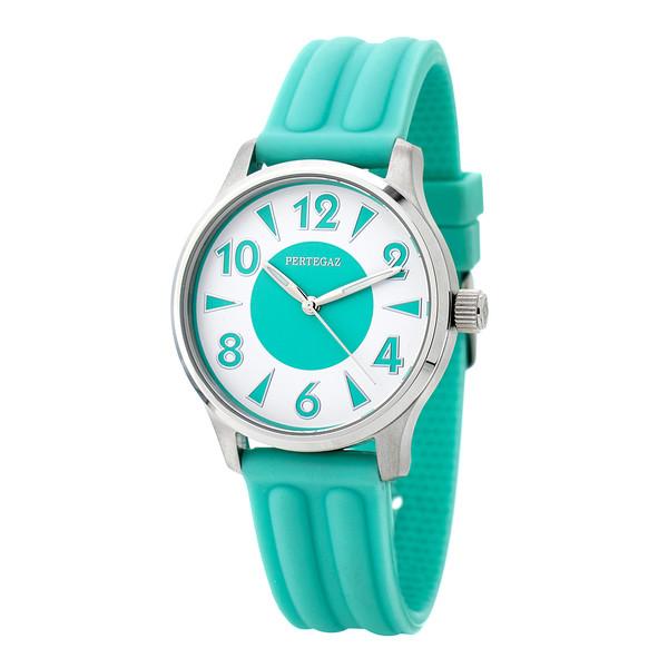 Reloj analógico mujer - verde